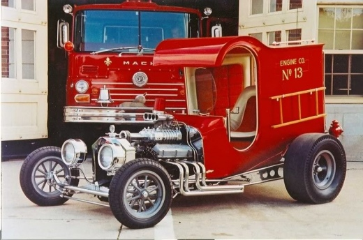 FIRE TRUCK DESIGNER INTERVIEW