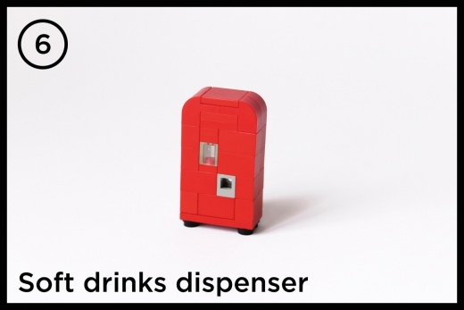 Soft-Drinks-dispenser