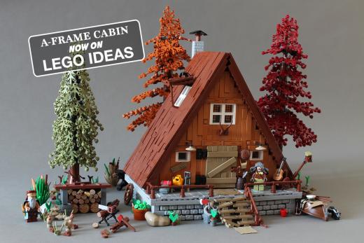 LEGO IDEAS 2