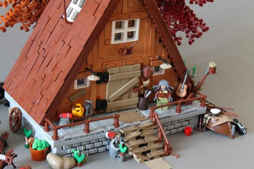 LEGO IDEAS 6