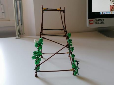 Building the first bar framework