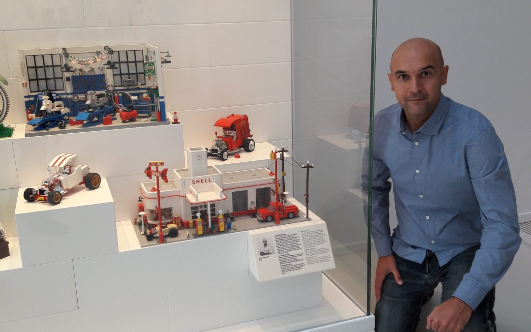 Norton74 official exhibitor at the LEGO House Masterpiece Gallery (2018/2019)