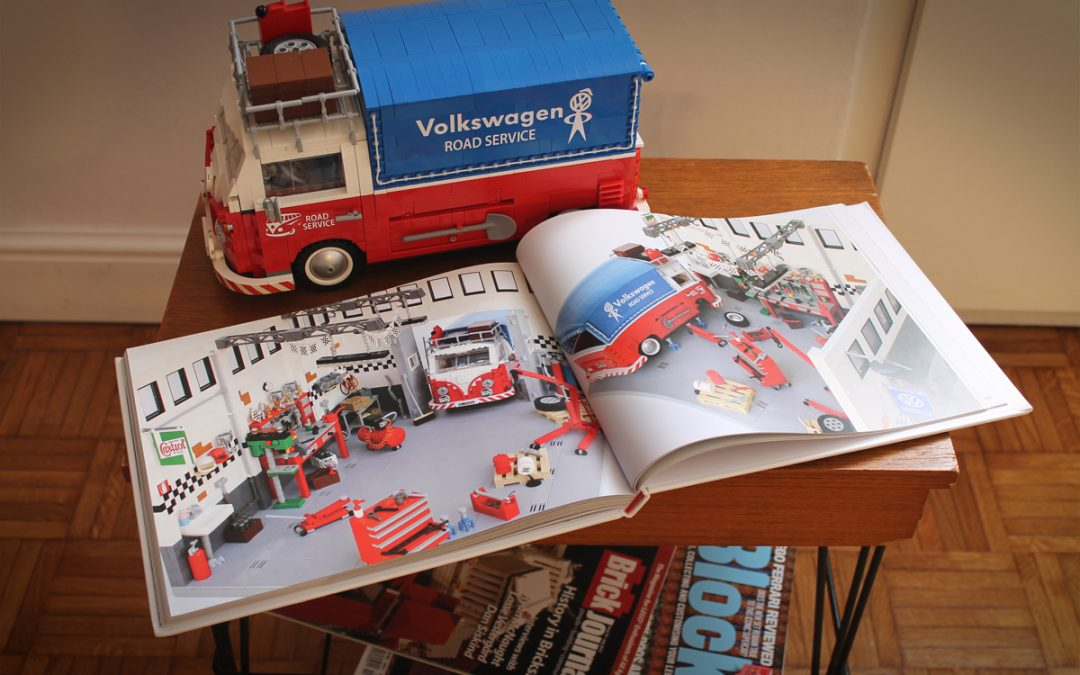 """The Art of LEGO Scale Modeling"" featuring Volkswagen Workshop"