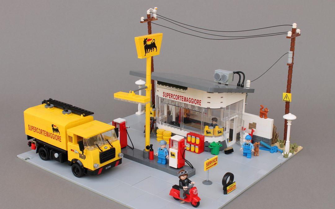 AGIP Gas Station