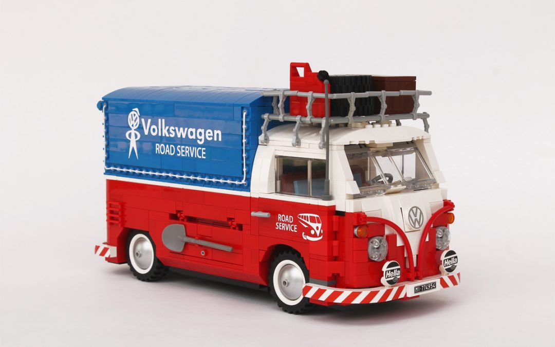 "VOLKSWAGEN T1 ""ROAD SERVICE"" 