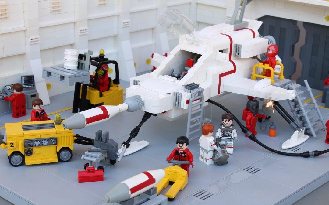 S.H.A.D.O. Interceptor | maintenance bay
