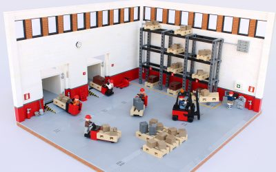 Warehouse Life | forklift and pallet truck full range