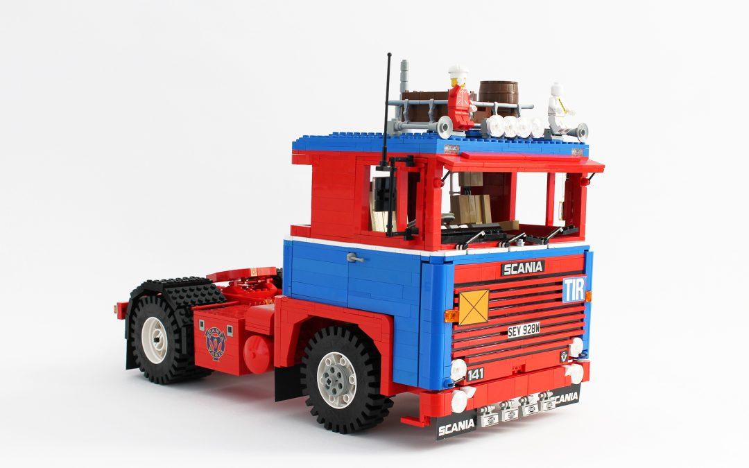 "Scania LB 141 ""Pat Duffy"""