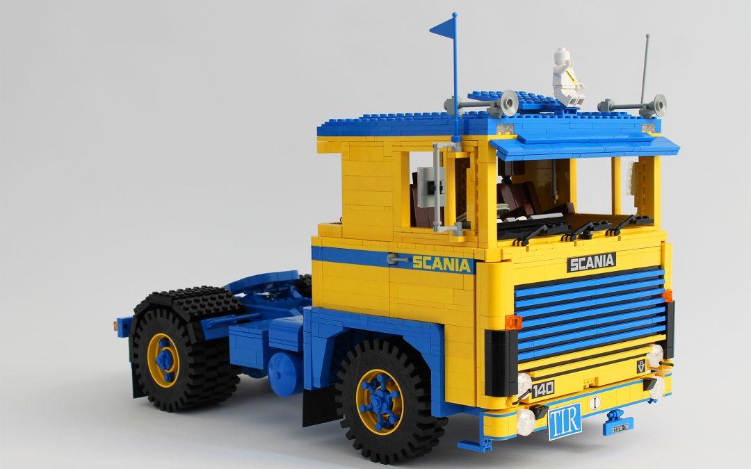 Scania LB 140