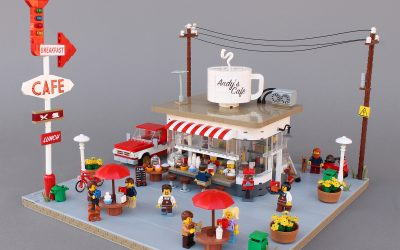 Coffee Stand | Andy's Cafe