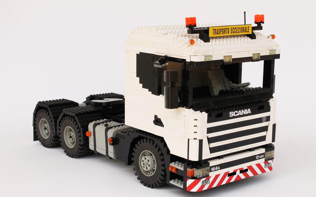 Scania 164G