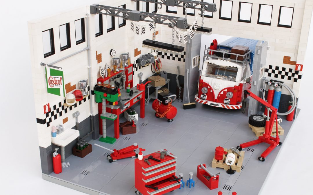 Volkswagen Workshop | Garage Life