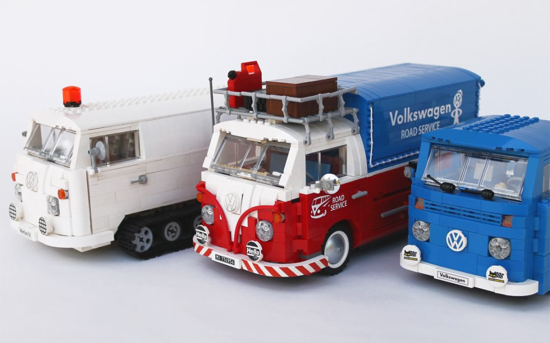 Happy Birthday Bulli! The first Volkswagen Transporter turns 65.