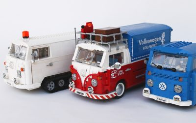 Happy Birthday Bulli! The first Volkswagen Transporter turns 65.