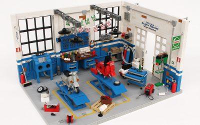 Scooter Shop   Dream Garage