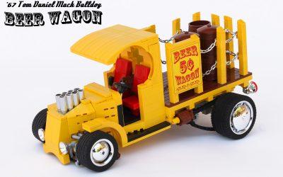 Beer Wagon | '67 Tom Daniel Mack Bulldog