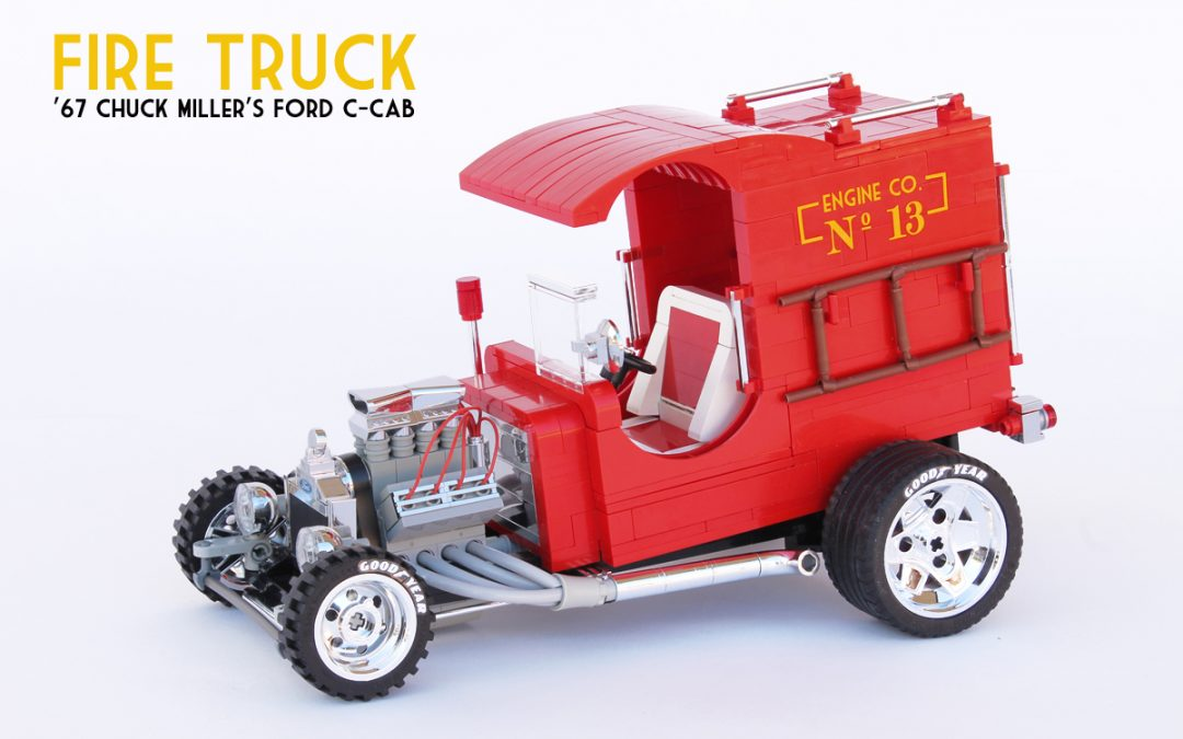 Fire Truck | '67 Chuck Miller's Ford C-cab
