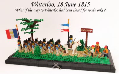 Waterloo: the ultimate battle?