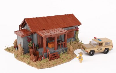 Stranger Things | Hopper's Cabin