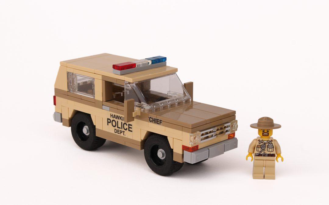 Stranger Things | Sheriff Hopper's Chevrolet Blazer K5