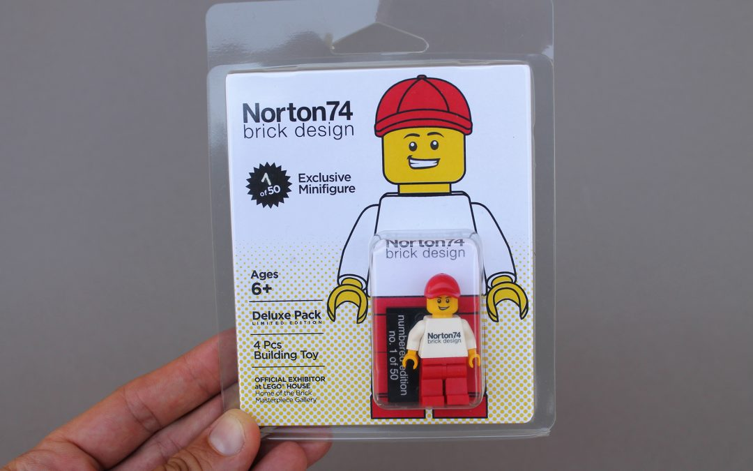 Norton74 Exclusive Minifig Series 2 is out now!