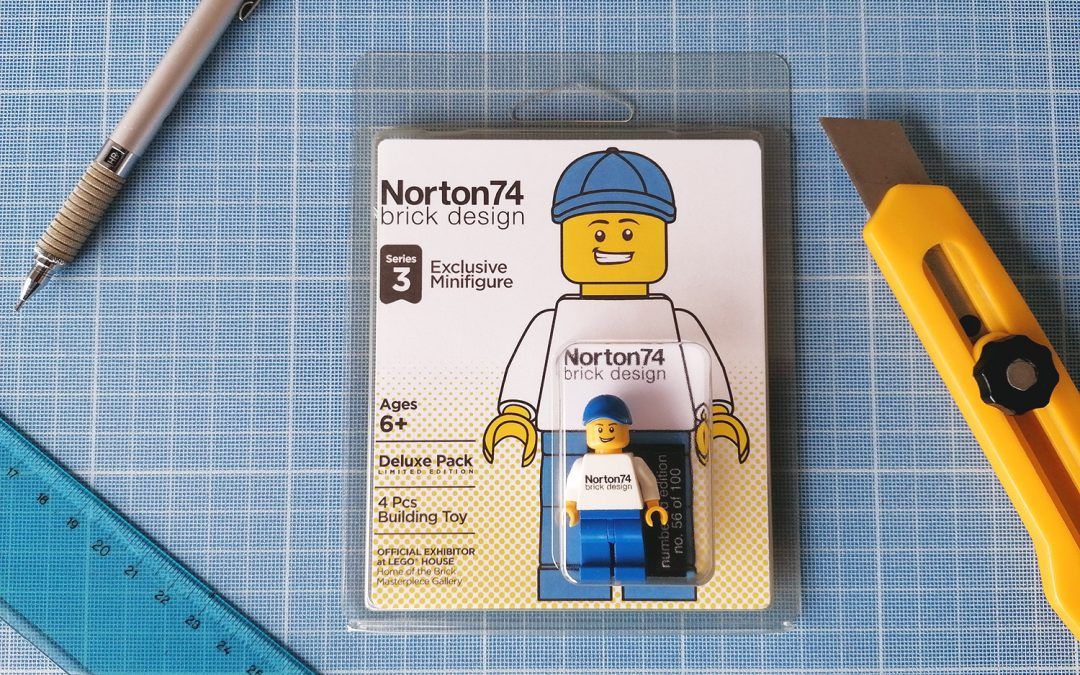 Norton74 Minifig SERIES 3 is out now!