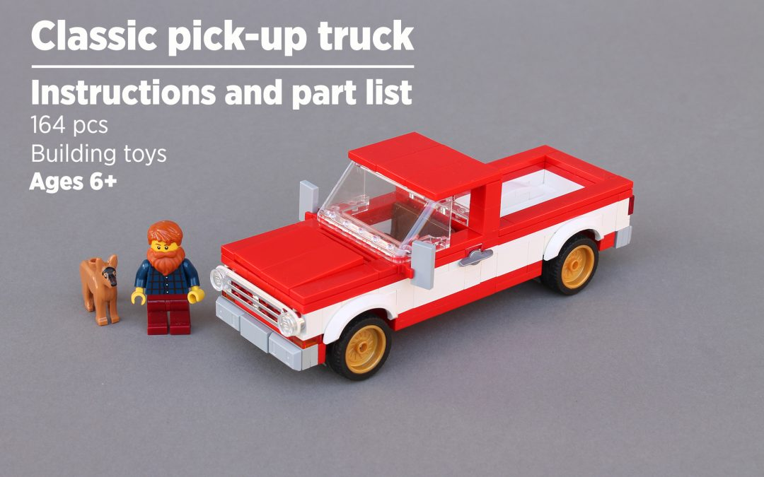 Build your own classic pick-up truck