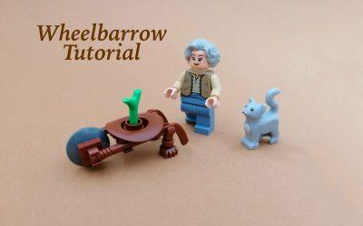 Wheelbarrow Tutorial