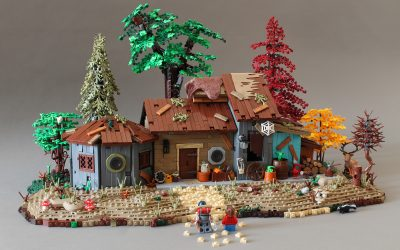 Sweet Tooth Cabin